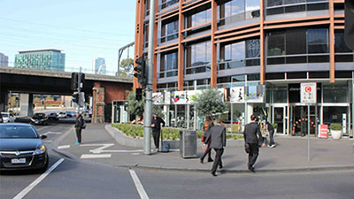 Upgrade City Road East to be safer and easier to get around